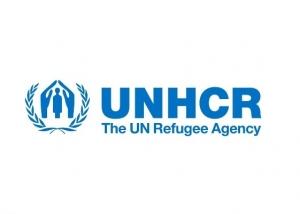 Logo UNHCR The UN Refugee Agency